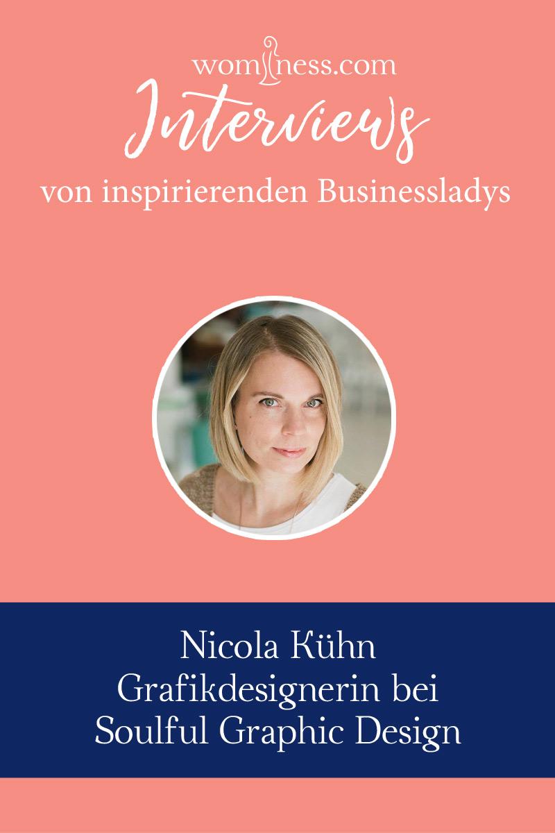 Interview mit Nicola Kühn von Soulful Graphic Design