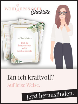Checkliste-wominess-Hochsensible-Introvertierte